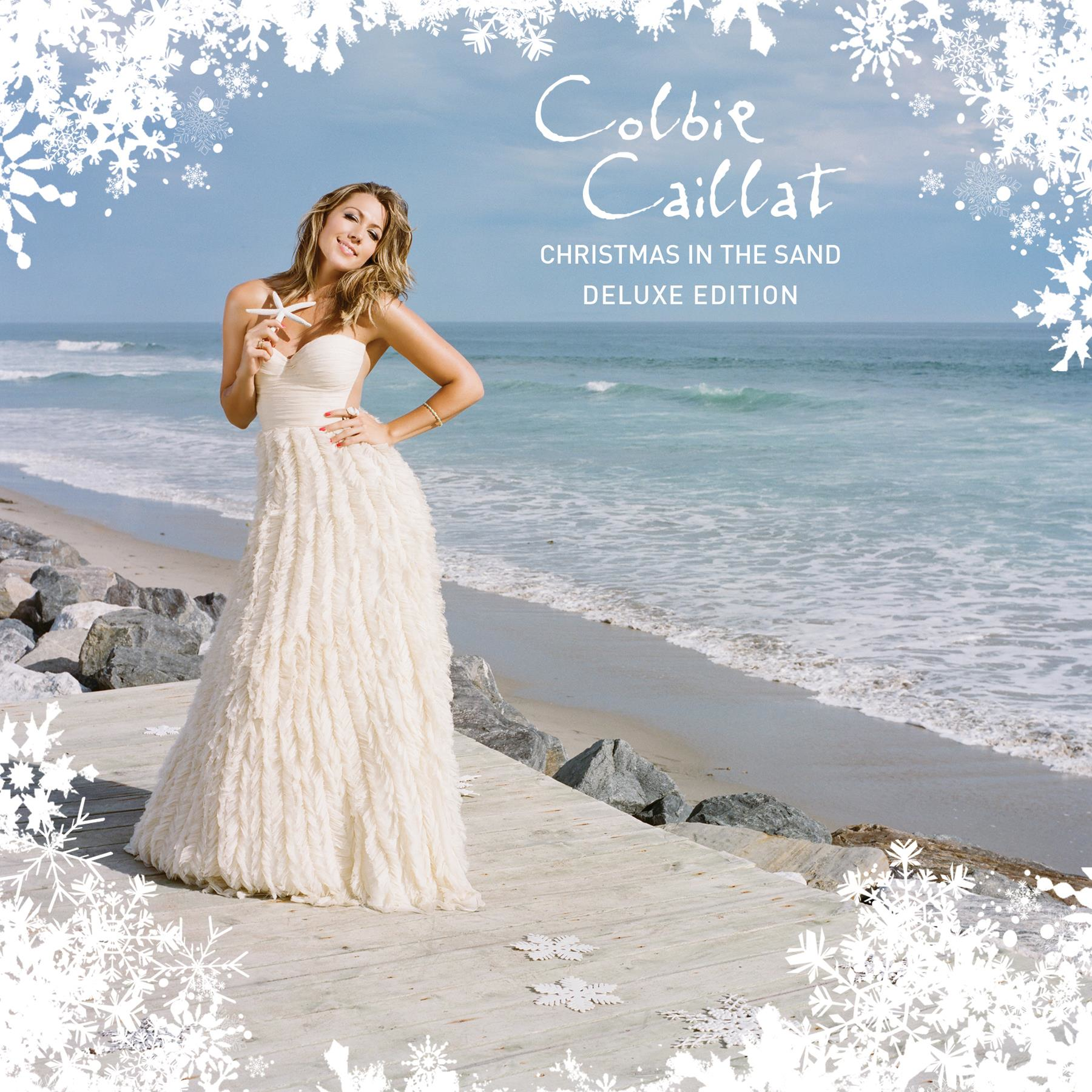Colbie Caillat - Christmas In The Sand - Only at Target | Pinterest ...