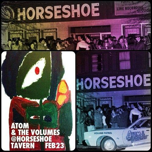 The #Legendary Horseshoe Tavern #Best #Rock #Venue in #Toronto perhaps #Canada supporting #Indie #Music @horseshoecraig #MM