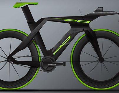 Check Out New Work On My Behance Portfolio Pd Tt Bike Design