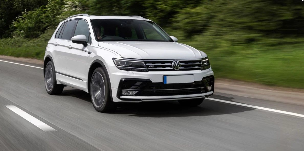 2021 VW Tiguan R-Line – Release Date, Price And Photos >> 2019 Vw Tiguan R Line More Powerful With New Engine Options