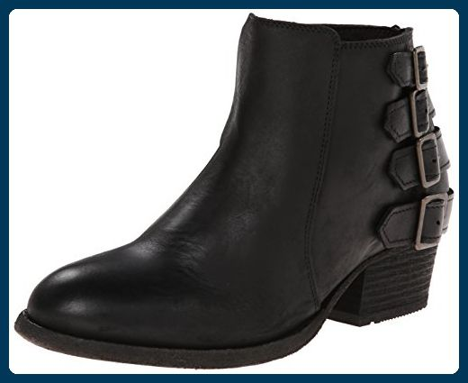 Comfortabel Comfortabel Damen Stiefelette, Bottes pour Femme - Noir - noir,