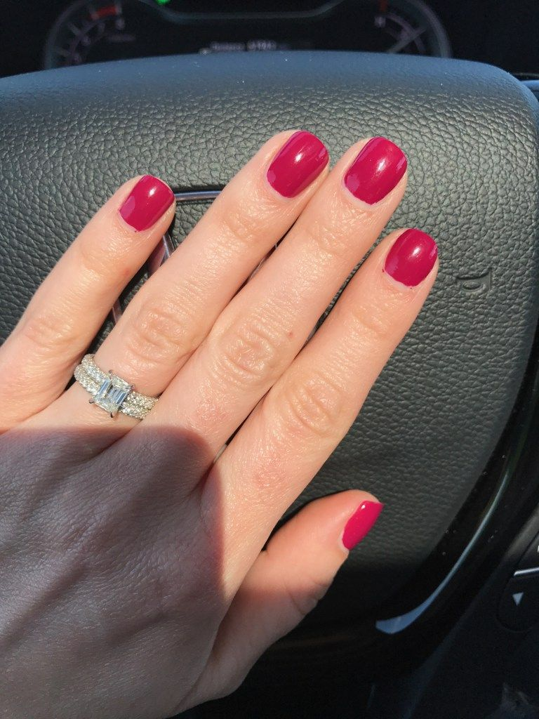 Salon from Home, OPI Miami Beet | Salon from Home, OPI Miami Beet ...