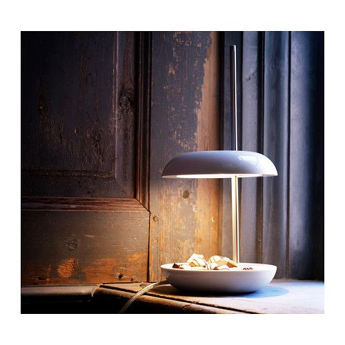 LEKARYD Led-pöytävalaisin IKEA Kulhomaisessa jalassa voi säilyttää - ikea küchen katalog