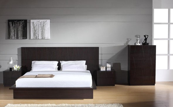 Anchor Queen Size Bed Anchor Beverly Hills Furniture Modern Beds