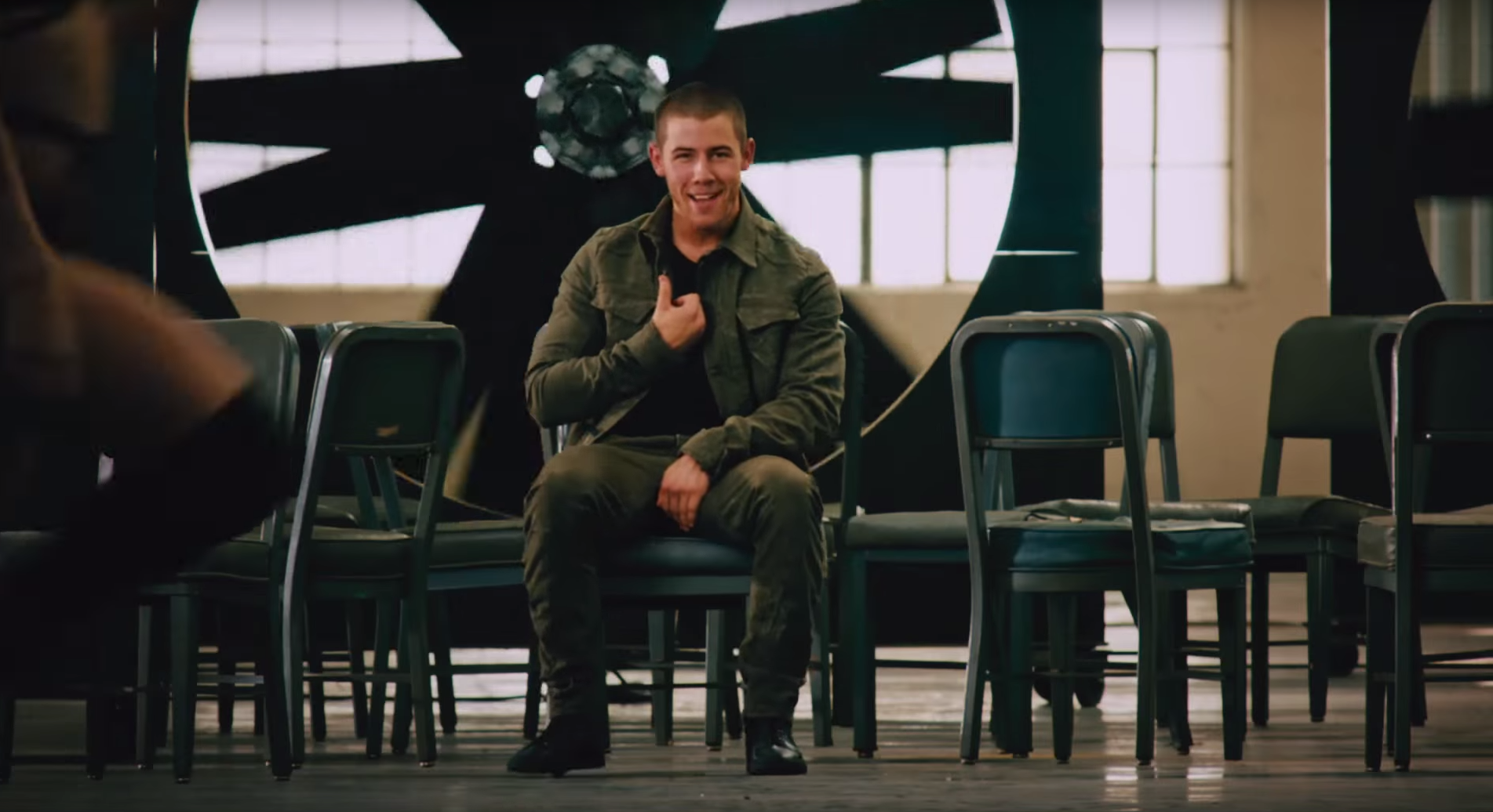 Nick Jonas Embraces the New Casual for Stylish 'Levels' Music Video