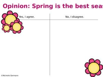 What Is Your Opinion About Spring?