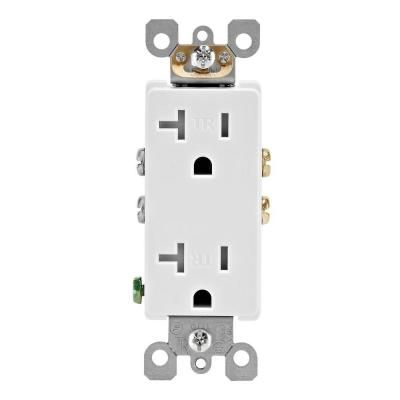 Amazon.com: Safe Plate Electrical Outlet Covers Decora, White (2 ...