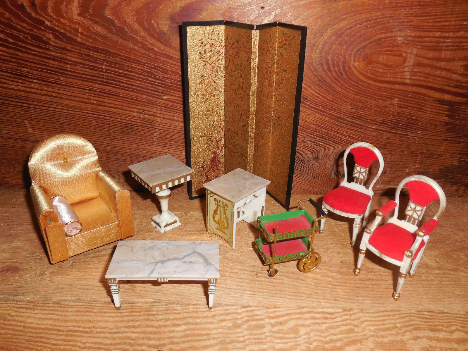 in Dolls & Bears, Dollhouse Miniatures, Furniture & Room Items