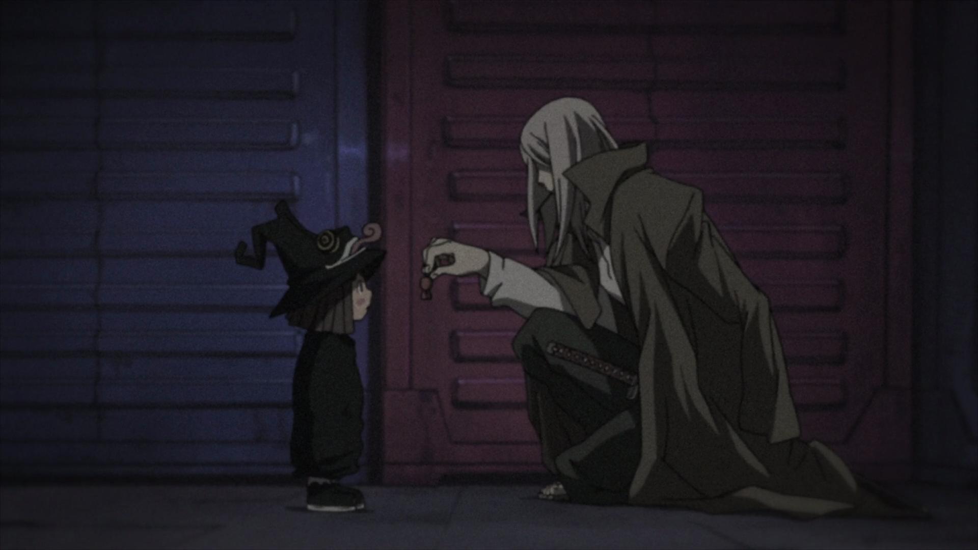 Mifune Meets Angela Anime Fantasy Death The Kid Soul Eater