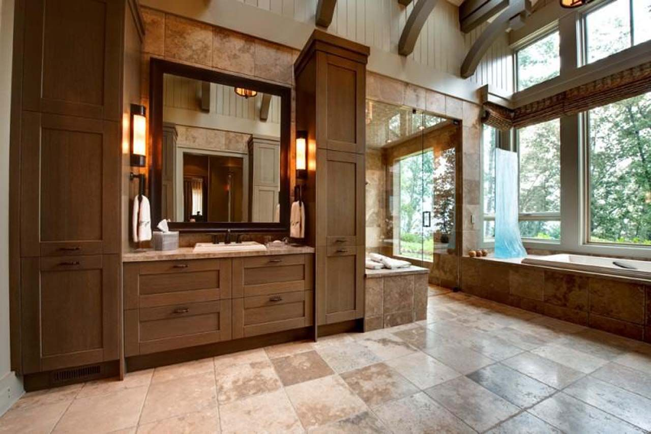 Luxury homes interior bathrooms - Beautiful Houses Interior Bathrooms Need Ideas For Your Bathroom Restoration Astrong Construction Is Your