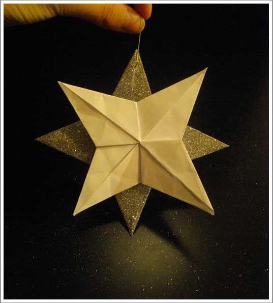 deco sapin origami