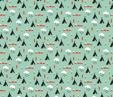 Little Smilemakers Studio Maaike Boot C And Mint Tee Print For This Years Fall Fabricnursery Fabricbabies