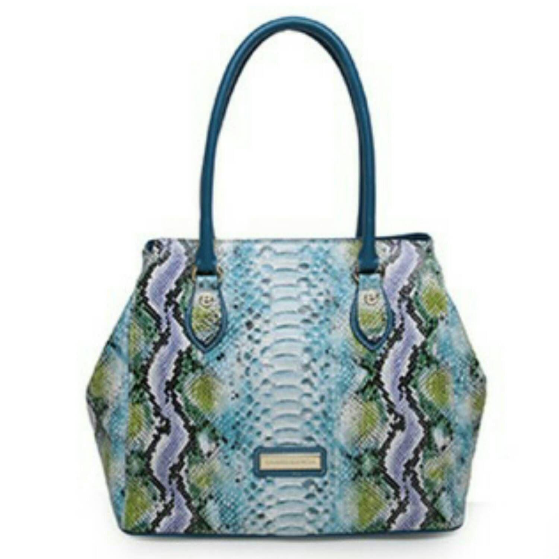 7afa2effd651 Shoulder hangbag.Coach bag.Full snake texture premium leather handbag.Animal  print trend