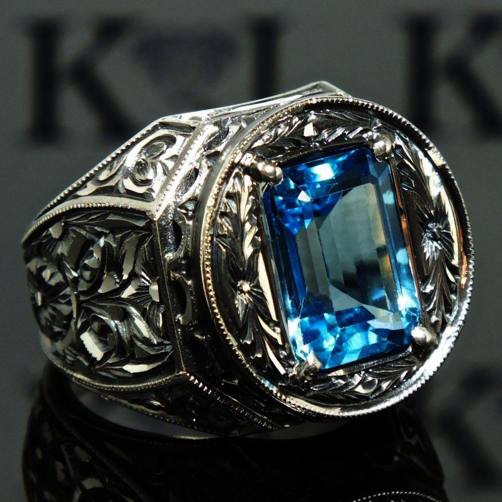 Cute Jewelry Gift for Women in Gift Box Glitzs Jewels 925 Sterling Silver Ring Sideways Cross