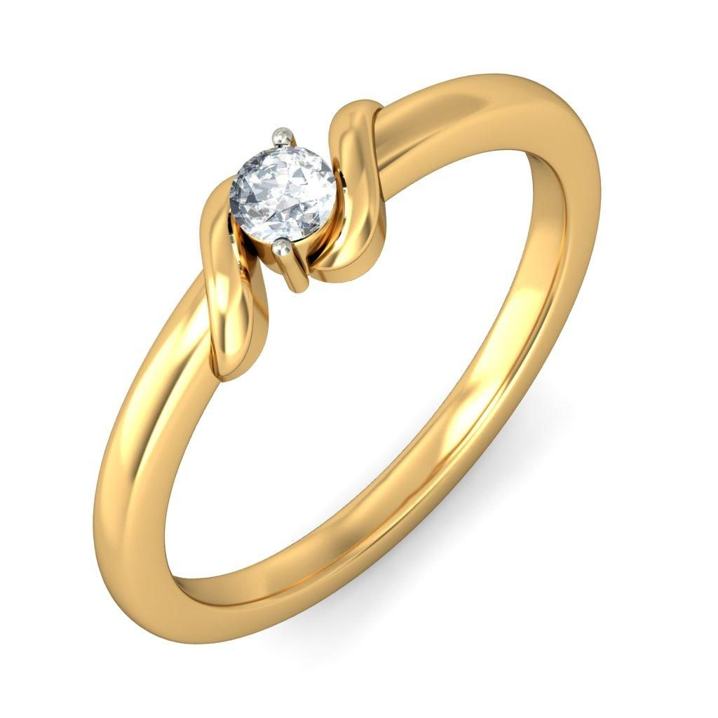 Propose your beloved with \'The Love Clasp Ring\' By BlueStone.com ...