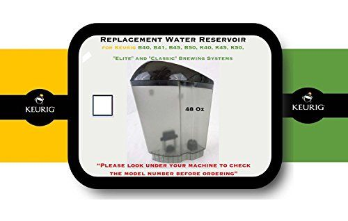 Replacement Water Reservoir For Keurig B40 B41 B44 B45 B50 K40 K45