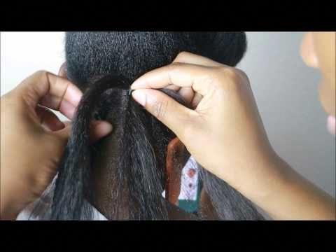 HOW TO BOX BRAID LIKE A PRO| DETAILED VIDEO| BEGINNER FRIENDLY - YouTube #rubberbandboxbraids # afro Braids tutorial