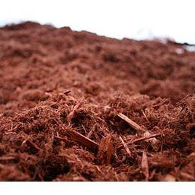 Organic Western Red Shredded Cedar Mulch