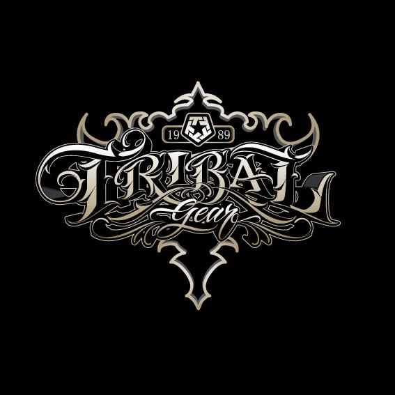 Tribal Gear Graphic Design Lettering Design Chicano Lettering