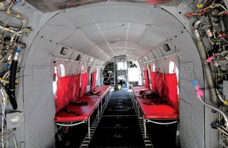The Interior Of A U S Department Of State Ch 46 Vip