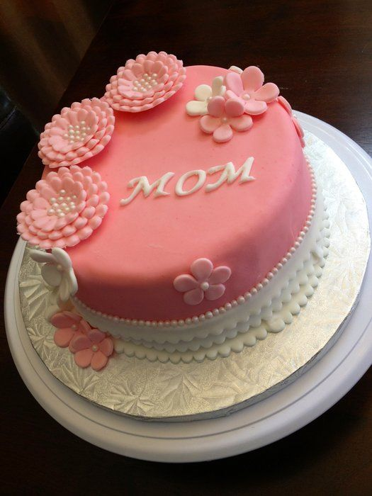 Happy Mother S Day To You All Birthday Cake For Mom Happy Birthday Mom Cake Cake Writing