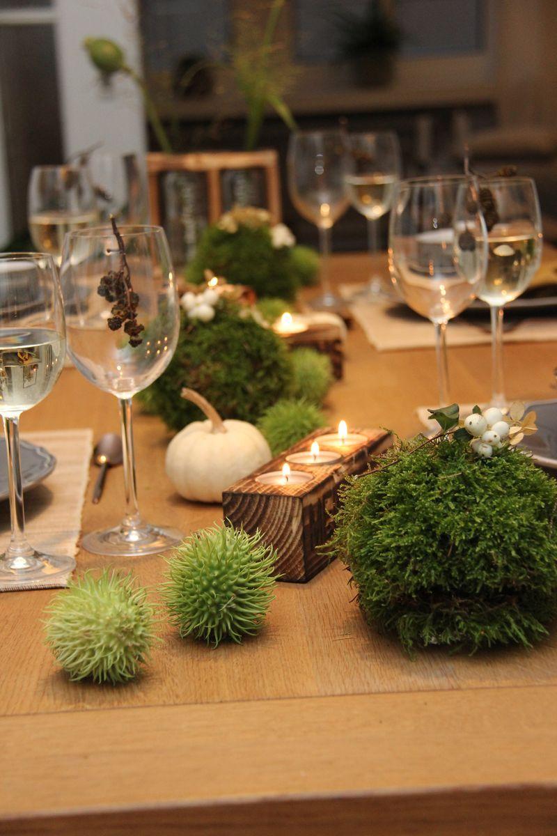 Meinsmanufaktur Herbstliche Tischdeko Und Gewinnspiel