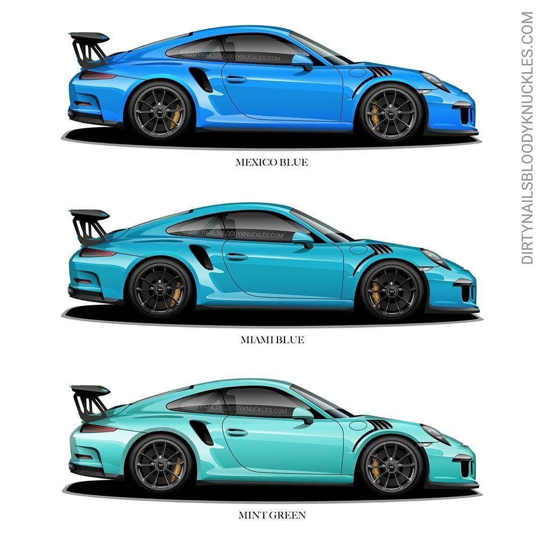 Porsche, Porsche 991 Gt3, Porsche Gt