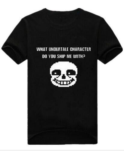 Undertale Flowey San Smiling tee t-shirt
