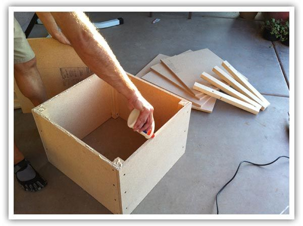 Diy Plyo Boxes For Crossfit Style Box Jumps Illustrated Humans