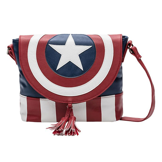 Image result for Loungefly Captain America Bag