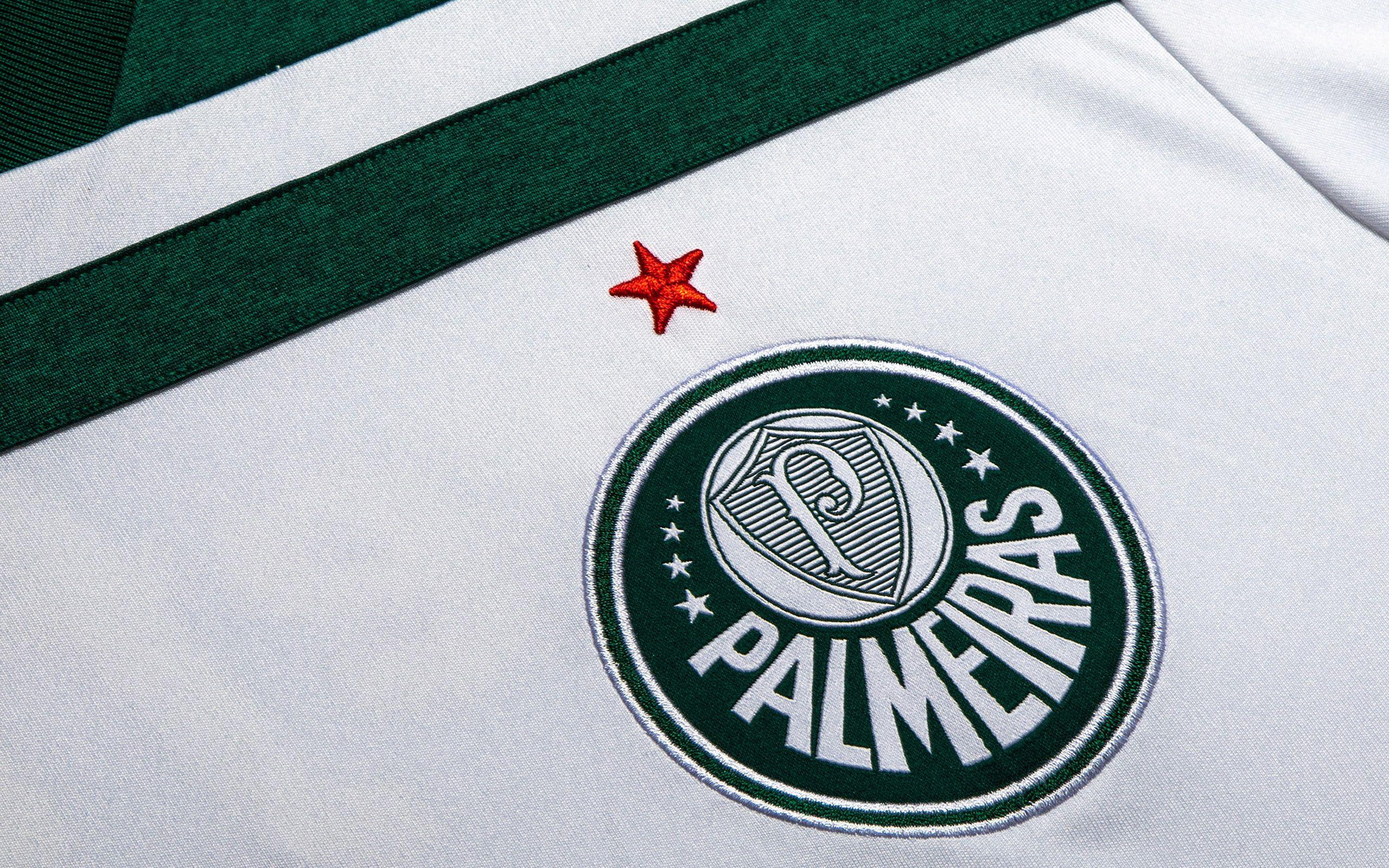 Soccer Sociedade Esportiva Palmeiras Logo 2K wallpaper