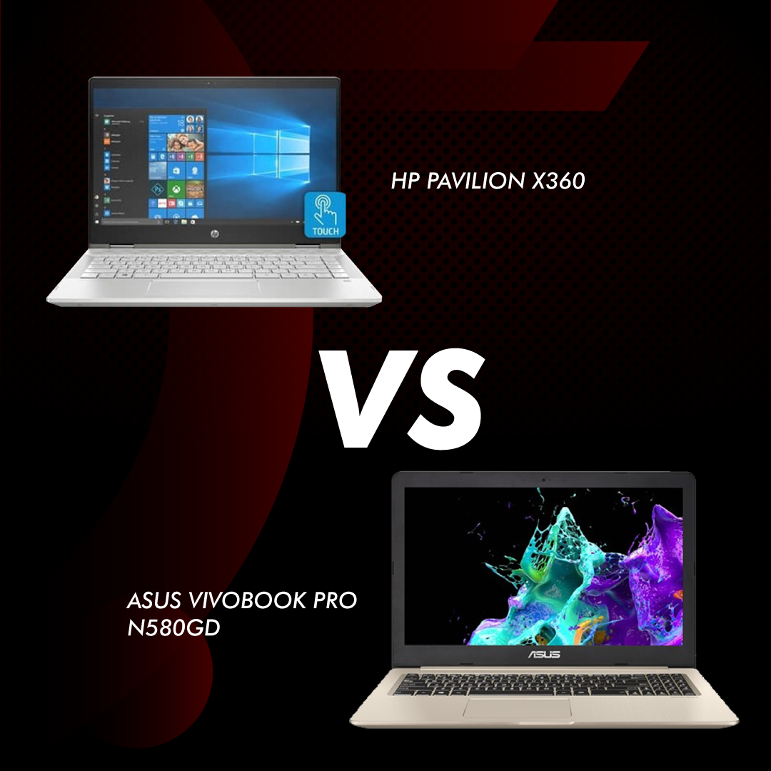 LAPTOP DESAIN ASUS VS HP di 2020 Multimedia, Laptop, Kartu