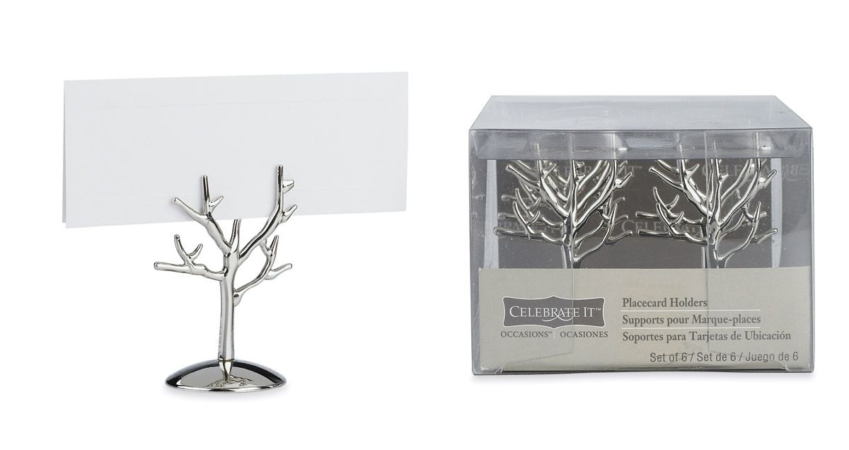 Celebrate It Tree Branch Placecard Holder From Michaels