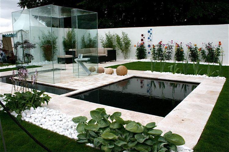 Aménagement jardin moderne – 55 designs ultra inspirants | Feng shui ...