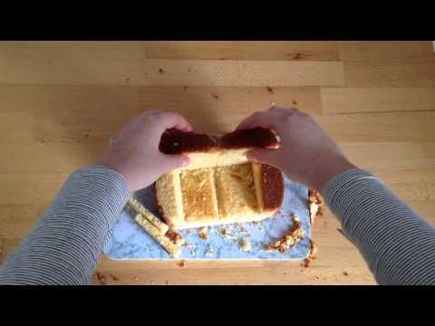 How to carve a couch cake / Sofa-Torte Tutorial