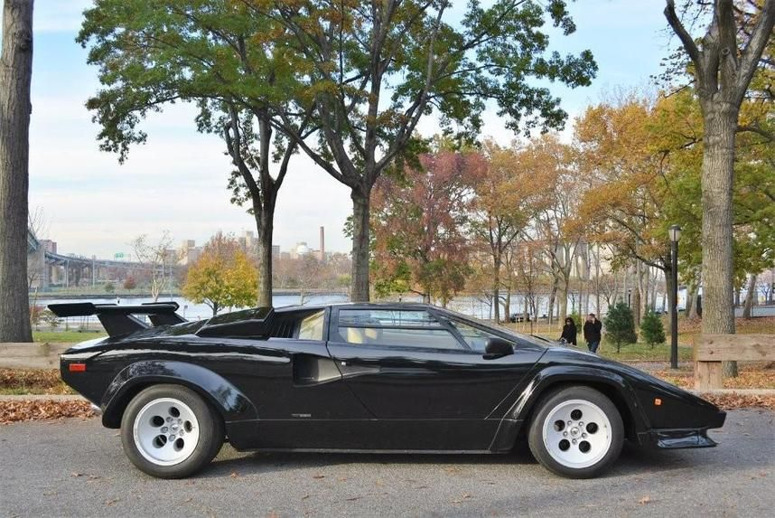 1984 Lamborghini Countach Lp5000s For Sale In Astoria New York