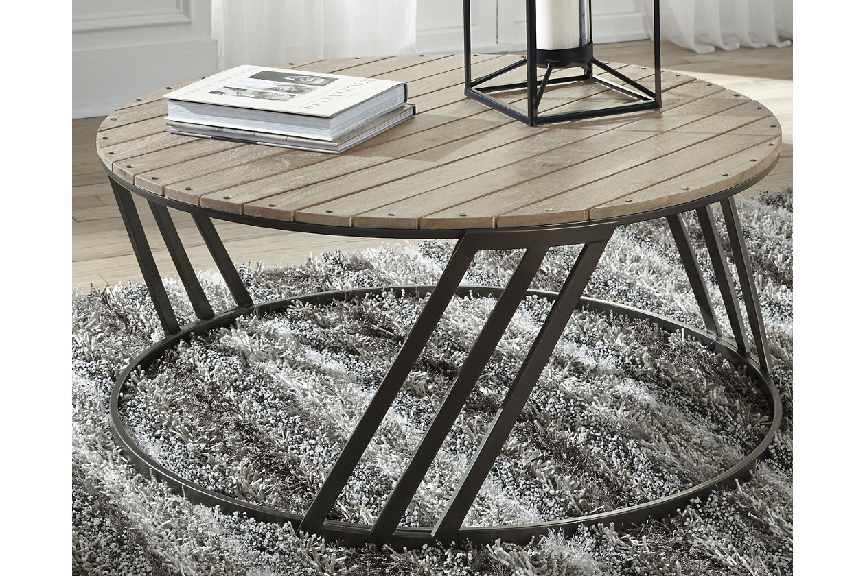 26++ Circle farmhouse coffee table model