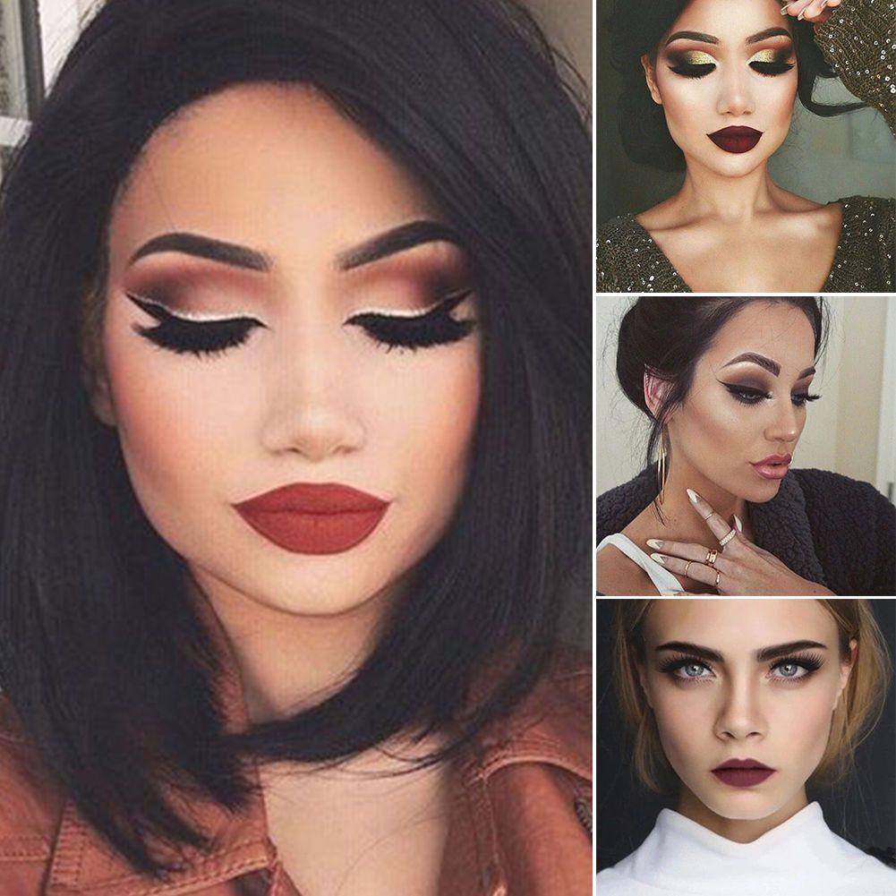 Waterproof Long Lasting Lipstick Matte Liquid Lip Gloss ... - photo #31