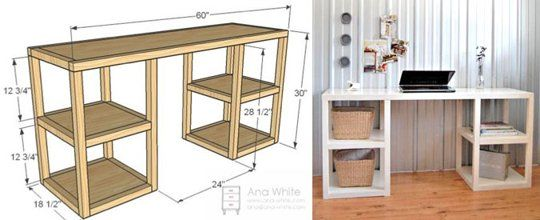 5 Helpful Resources For Building Your Own Desk Including Where To Find Great Legs And How To Accessorize After You Build