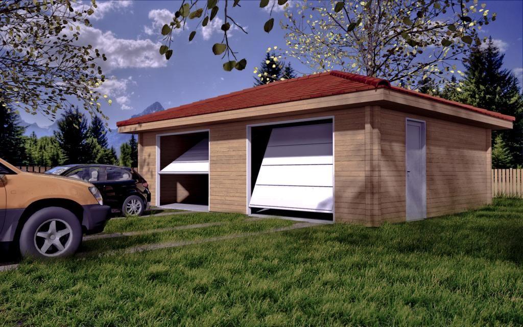 Quoi de plus pratique quu0027un camping-car pour se balader dans la - construire un garage en bois m