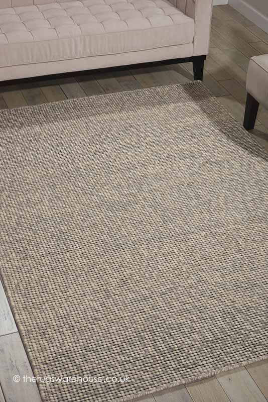 Lowland Grey Rug A Hand Woven Wool Blend Modern From Calvin Klein Home 41 30 Polyester 25 Cotton 4 Rayon Available In 3