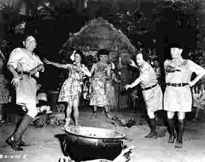 HULA-LA-LA   11/1951