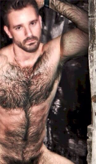 Amazing hairy happy trail - 2 part 7
