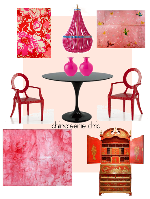 Chinoiserie Chic: Great Find & Inspiration Boards
