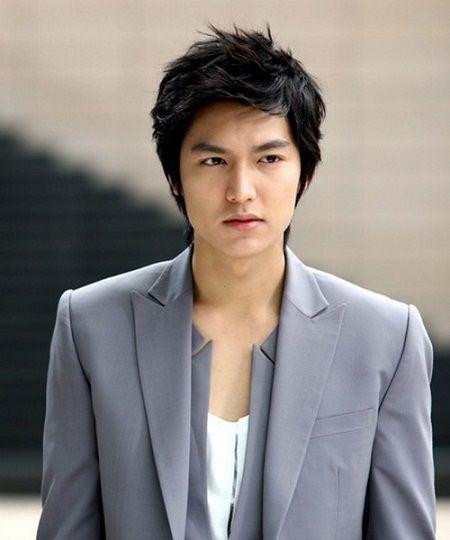 Hairstyle short soft black asian men