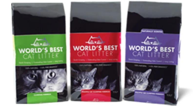 4 Free World S Best Cat Litter 8lb Bags At Shoprite 11 29 Best Cat Litter Free Cats Natural Cat Litter