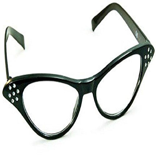 d77ba23af1 50 Black Glasses Women Cat Glasses Eye Rhinestone 50s black ONE PAIR   Read  more reviews of the product by visiting the link on the image.