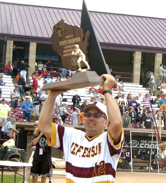 Fetherston Named Wisconsin S Nfhs Coach Of The Year Coach Of The Year Wisconsin Coach