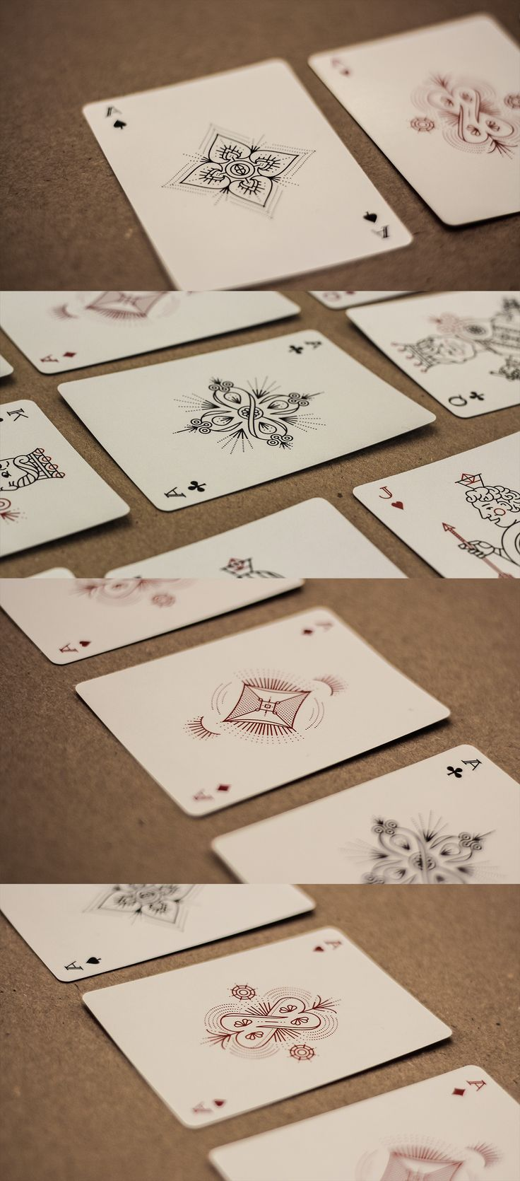 Pin by 卓 梁 on poker playing cards design card design