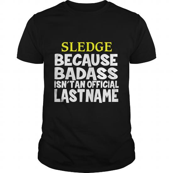 SLEDGE #style #T-Shirts